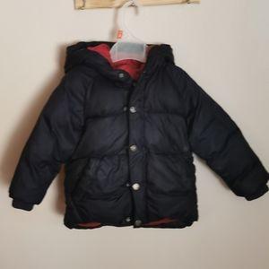 Zara baby winter jacket size 18-24M